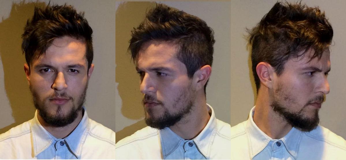 Homem No Espelho - Cortes e penteados de cabelos masculinos...4