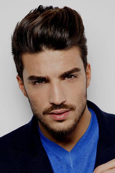 Homem No Espelho - Estilos de barba e cabelo masculinos 2015 - Mariano Di Vaio