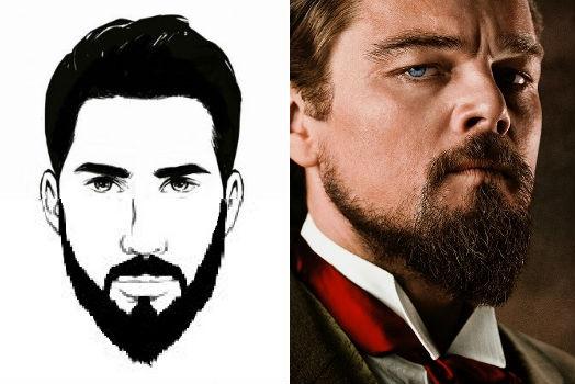 Homem No Espelho - Estilos de barbas7
