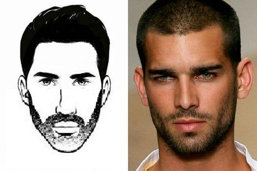 12 estilos de barbas para voc se inspirar homem no for Tipos de corte de barba
