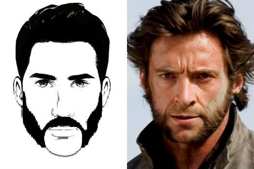 Homem No Espelho - Estilos de barbas9