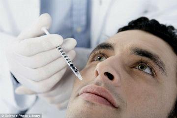 Homem No Espelho - Botox para homens2