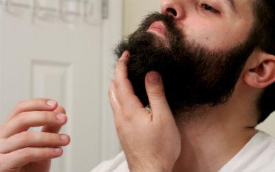 Homem No Espelho - Cuidados com a barba-5