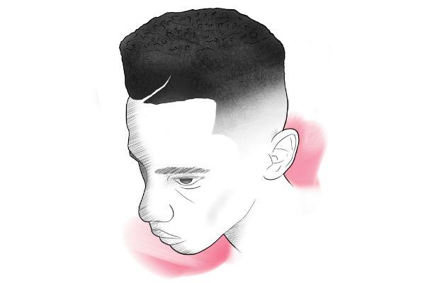 Homem No Espelho - Top 10 Cortes de cabelo masculinos2