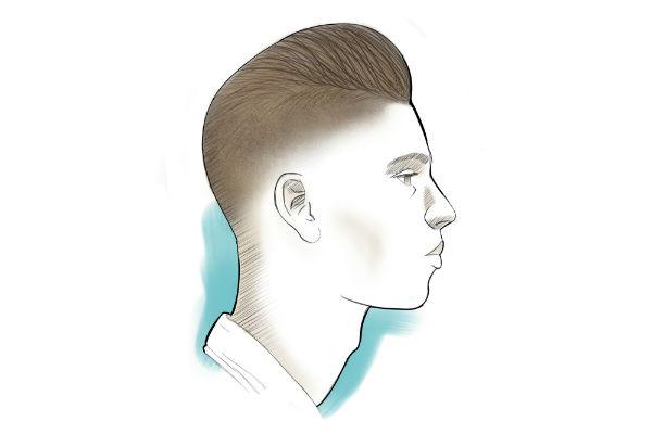 Homem No Espelho - Top 10 Cortes de cabelo masculinos9