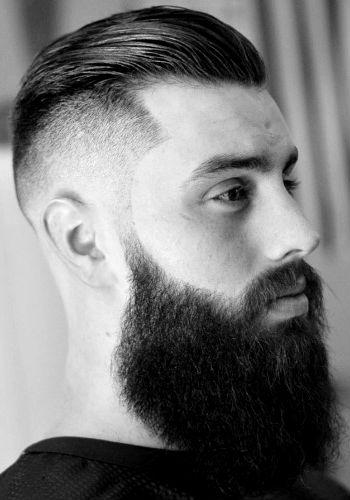 Homem No Espelho - Corte de cabelo masculino degradê -4