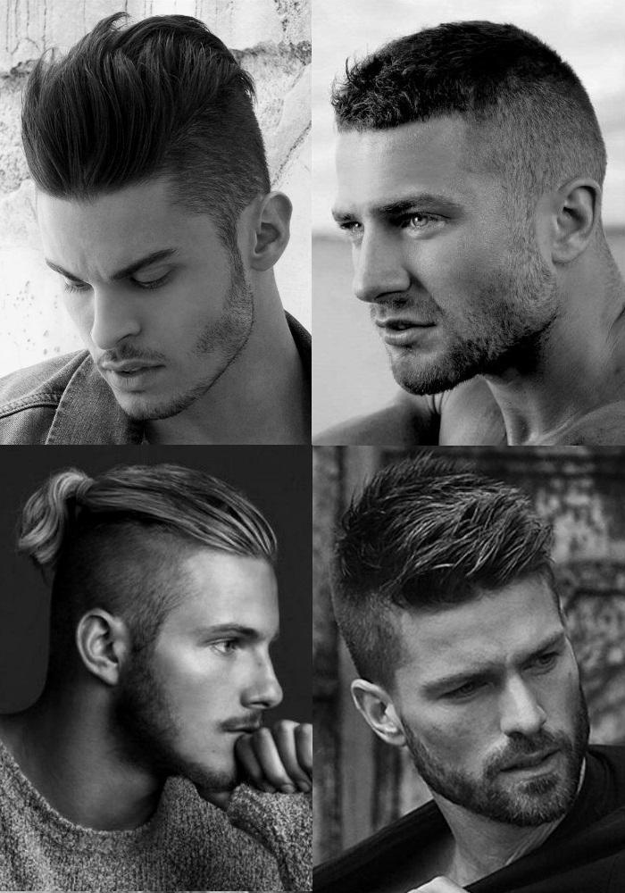 Homem No Espelho - Corte de cabelo masculino degradê - Cortes High Fade