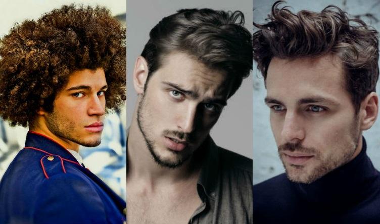 Homem No Espelho - Novos cortes de cabelos masculinos