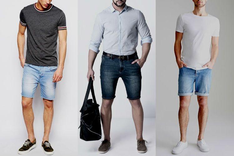 Homem-No-Espelho-Bermuda-no-trabalho-jeans