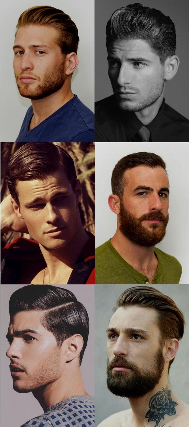 Homem No Espelho - Cortes de cabelo masculinos 2016 - Comb Over
