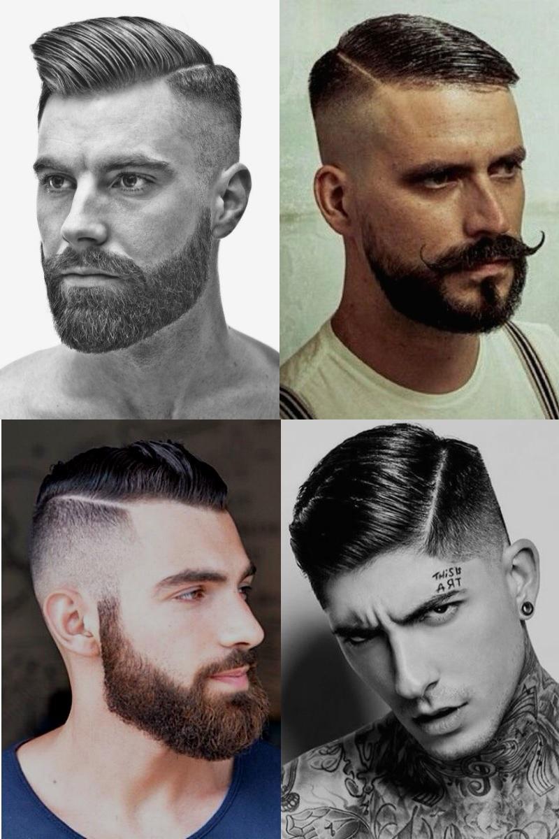 Homem No Espelho - Cortes de cabelo masculinos 2016 - Razor Part