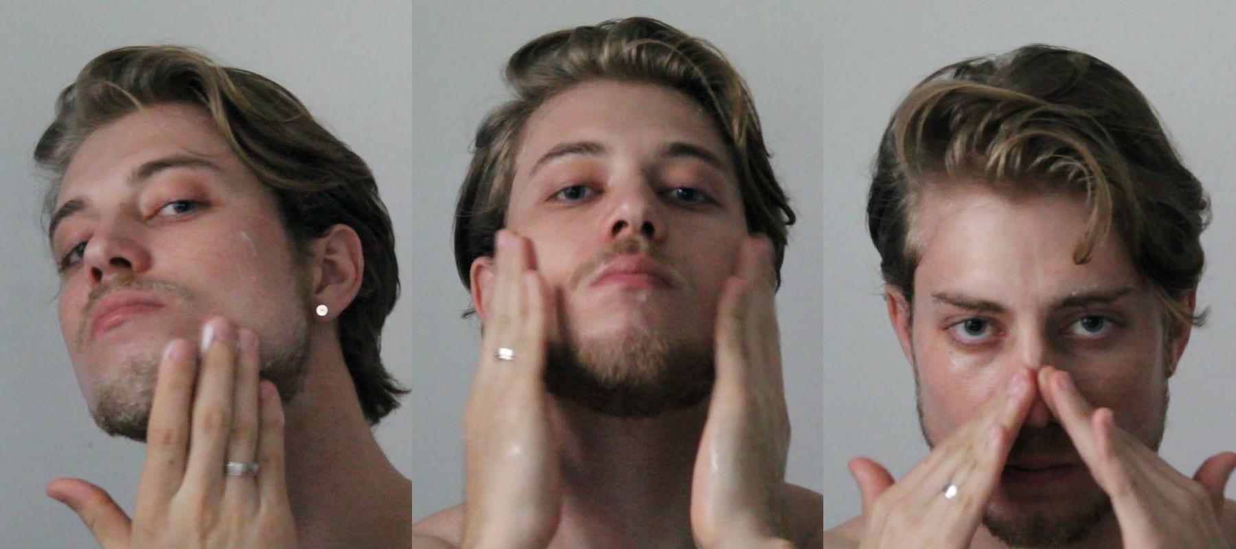 Homem No Espelho - Cuidados masculinos com a pele do rosto-3