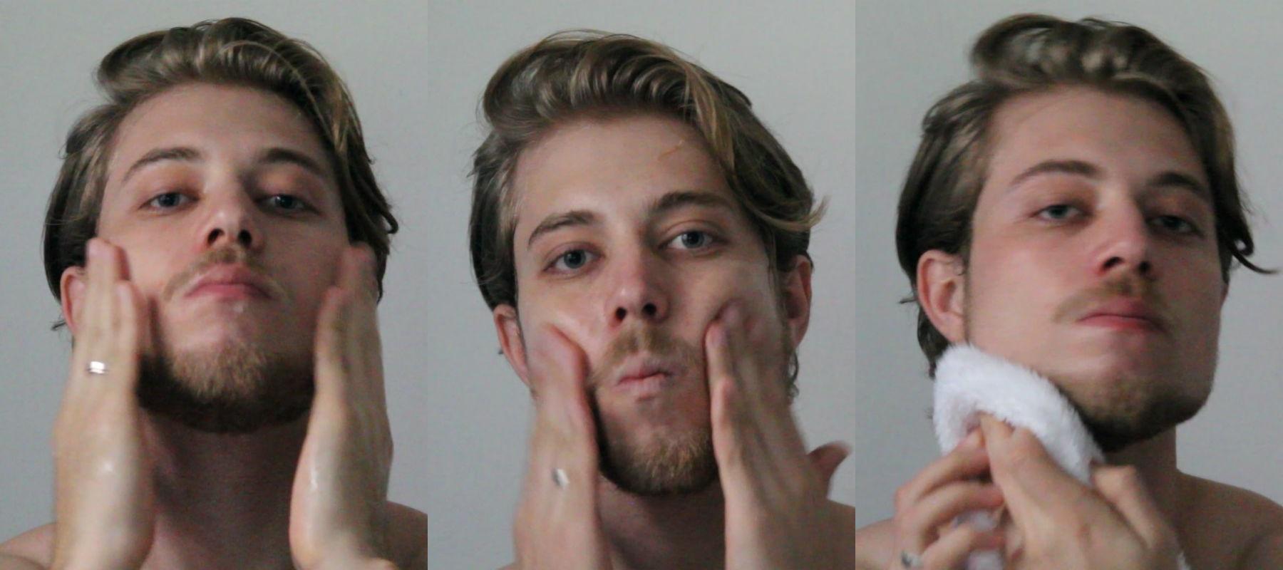 Homem No Espelho - Cuidados masculinos com a pele do rosto-4