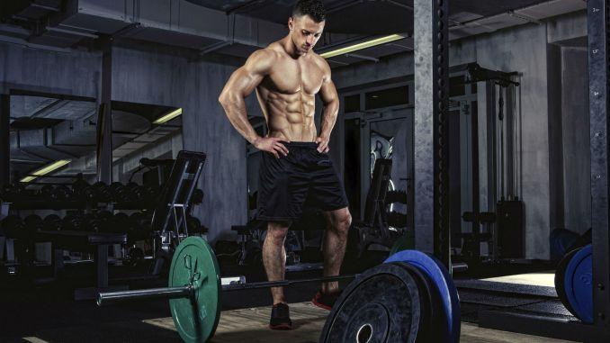 Homem No Espelho - Memória muscular - perda de massa - Músculos-hipertrofia-academia-treino