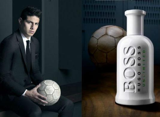 Homem No Espelho - perfume Hugo Boss Bottled Unlimited