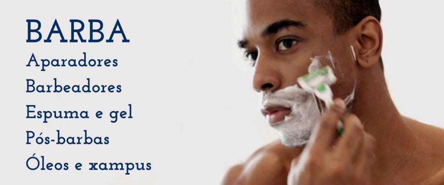 Loja Homem No Espelho - Produtos de barba1