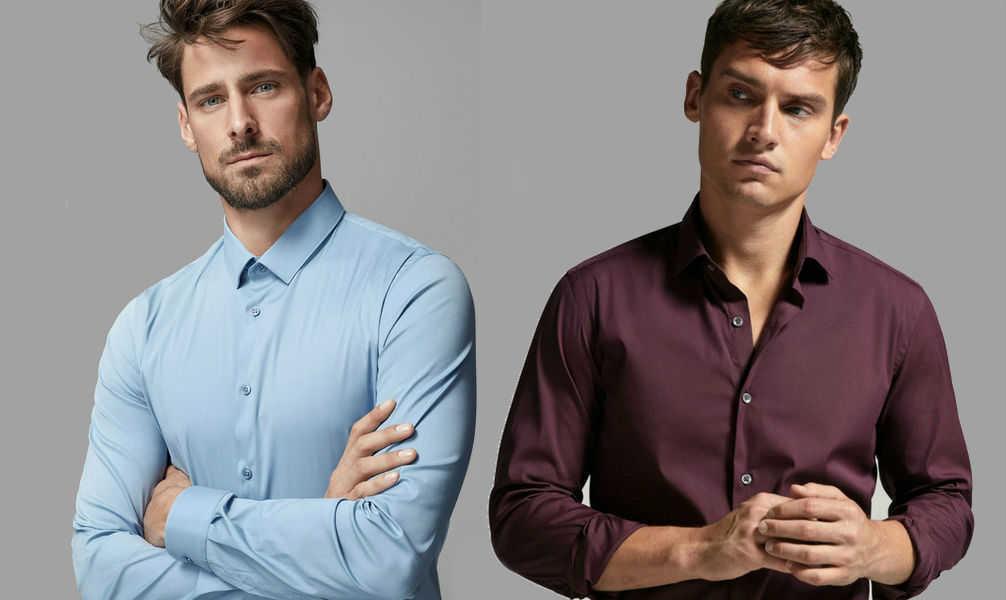 Homem No Espelho - Como usar camisa masculina