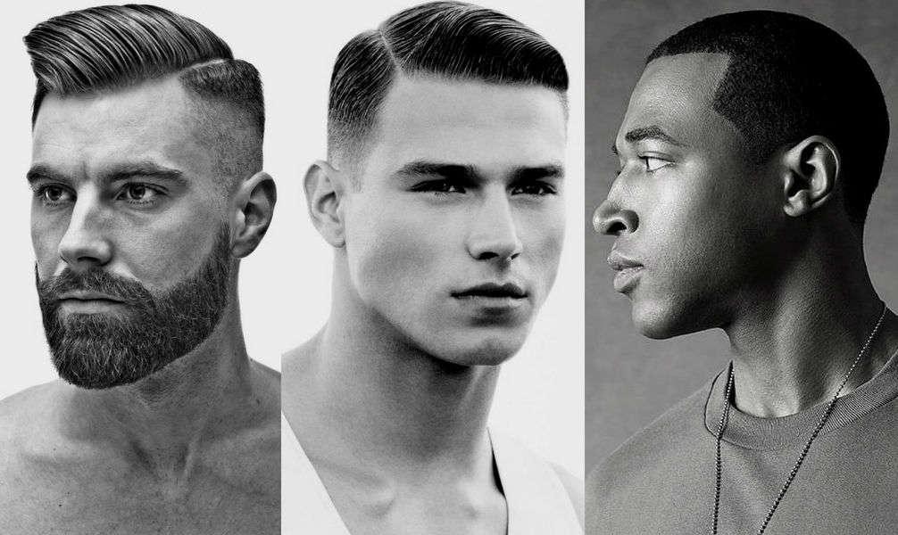 Homem No Espelho - Cortes de cabelo militares