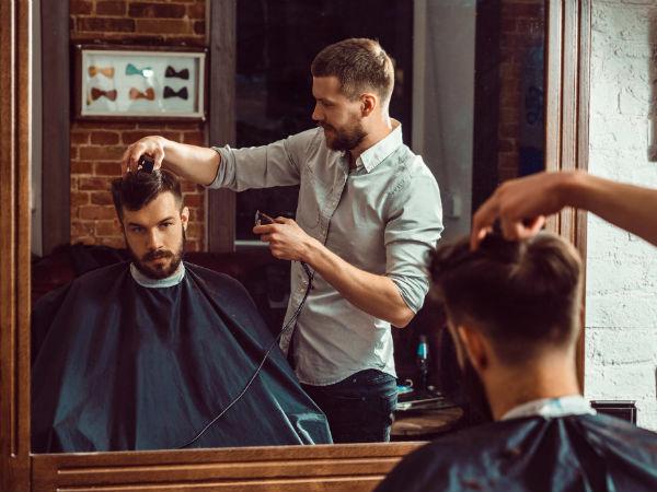 Homem No Espelho - Como escolher o corte de cabelo masculino
