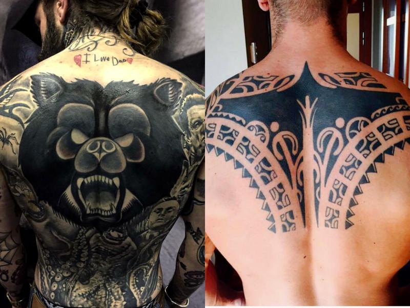 Inspirações De Tatuagens Masculinas Para O Corpo Todo