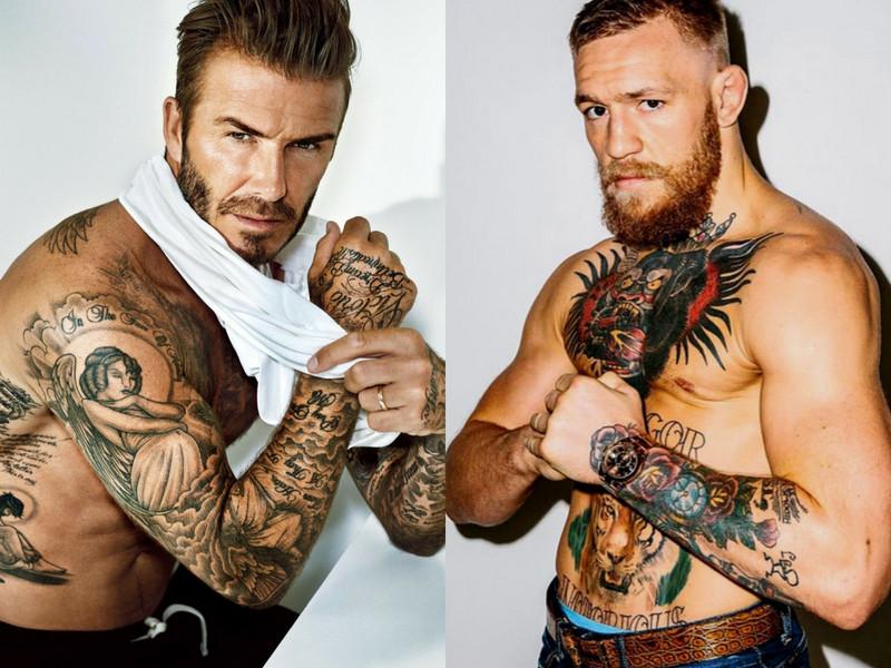 Homem No Espelho - Estilos de tatuagens masculinas - Tattoos-Ideias e inspirações de tatuagens