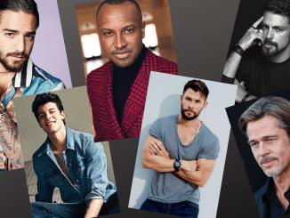 Homem No Espelho - Os homens mais elegantes e estilosos de 2019
