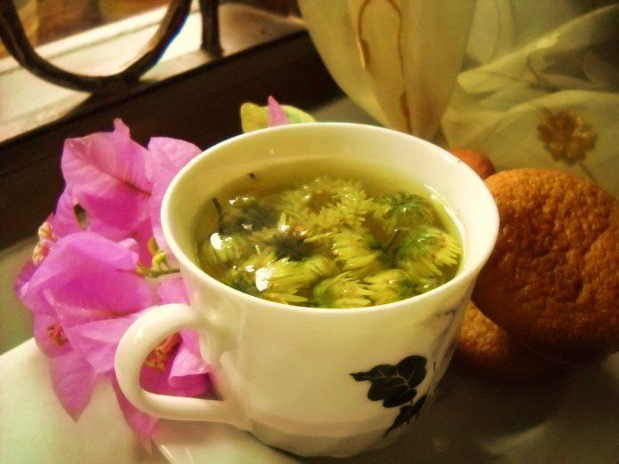 Health benefits of chrysanthemum tea