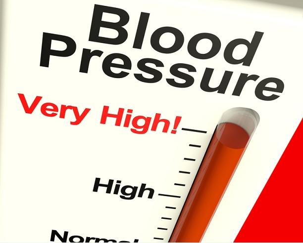 High Blood Pressure Home Remedy