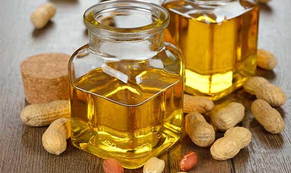 Health benefits of peanut oil