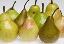 Health benefits of pears