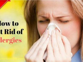 allergies home remedy