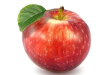 acid reflux, apple