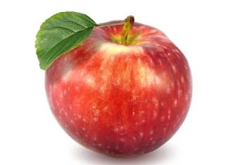 acid reflux, apple