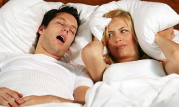 snoring home remedy