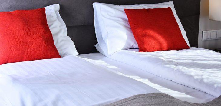 12 chic red black white bedding sets