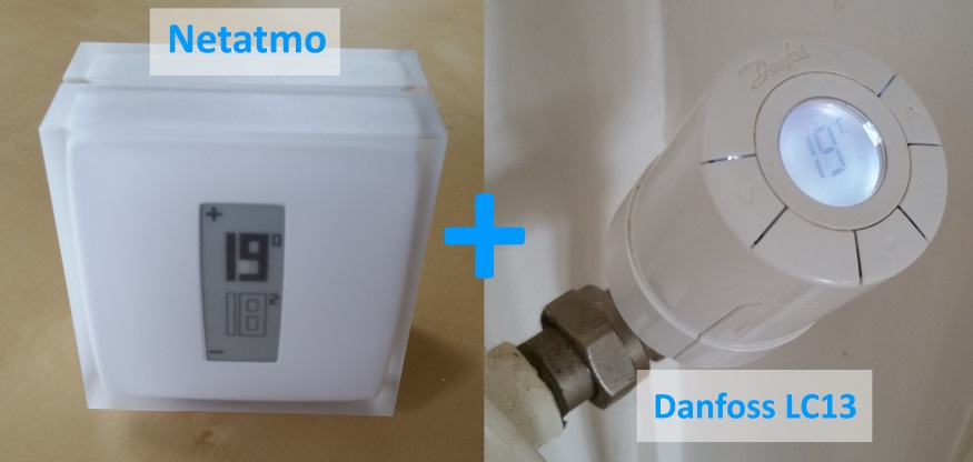 Visuel article Netatmo + Danfoss LC13