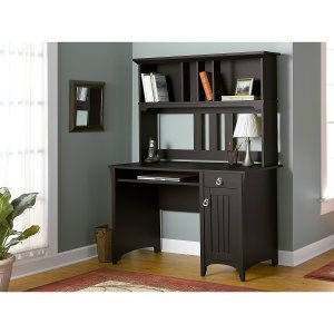 Computer desks with hutch are compact and are perfect for a home office - Mission style computer desk with hutch ...