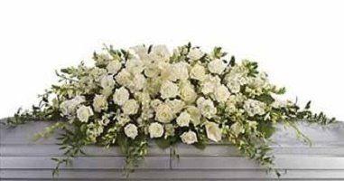 Heavenly Delight Coffin Top