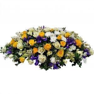 Sweet Haven Coffin Top