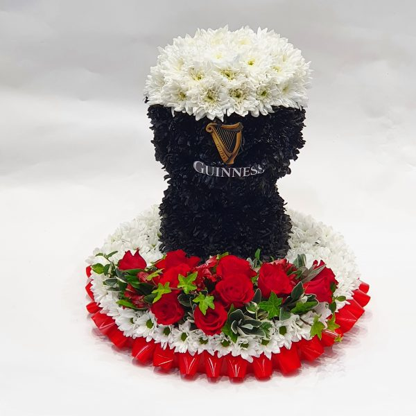 Guinness Funeral Tribute