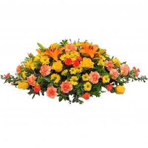 St Clements Funeral Spray