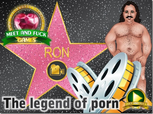 the legend of porn ron jeremy porn game