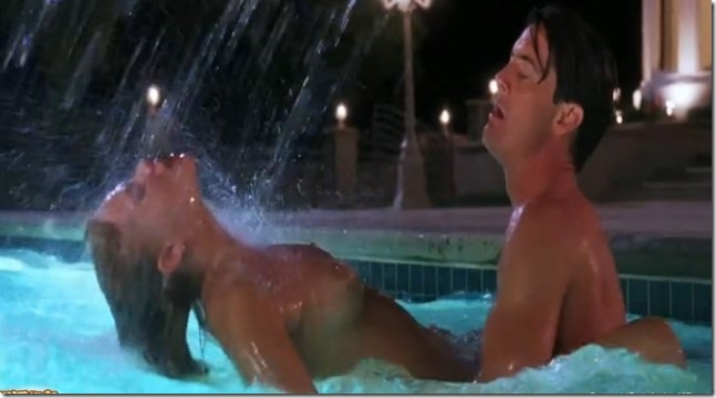 Elizabeth Berkley nude scene Showgirls
