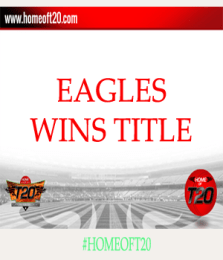 Mashonaland Eagles beat Mountaineers in an eliminator to clinch the title