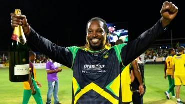 Jamaica Tallawahas wins CPL 2016