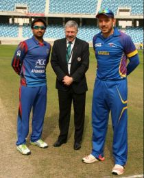 Afghanistan and Scotland finish top in Desert T20