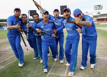 Afghanistan Squad for Desert T20, 2017