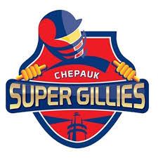 Chepauk Super Gillies FOR TAMIL NADU PREMIER LEAGUE, 2017