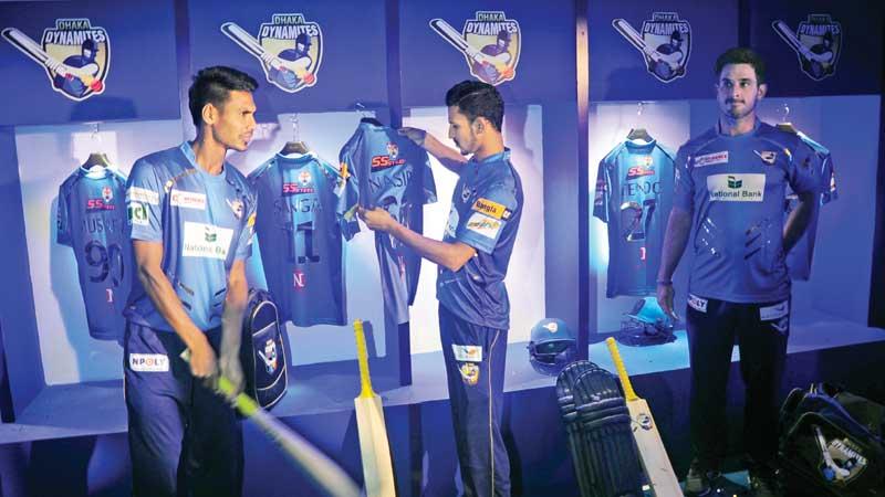Dhaka Dynamites 2017 Squad