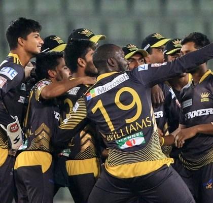 Rajshahi Kings Squad 2017